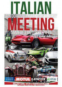 Italian meeting 2015